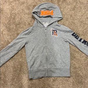 Tigers zip up hoodie